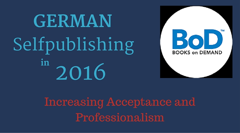 Selfpublishing in Germany 2016