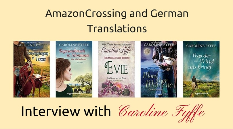 Interview with Caroline Fyffe